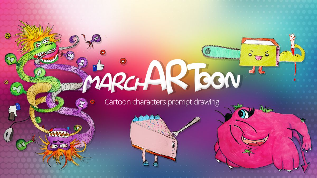 What is MarchARToon?